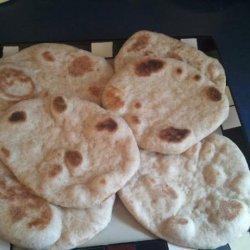 Sourdough Pita Bread recipe