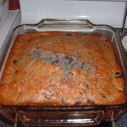 Super Blueberry Coffee Cake recipe