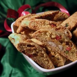 Holiday Biscotti recipe