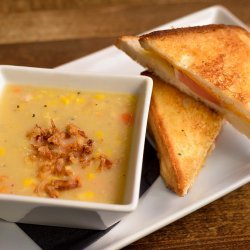 Corn Chowder Soup recipe
