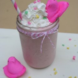 Strawberry Milk Shake recipe
