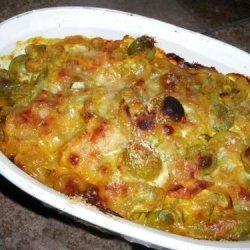 Curried Green Tomato Casserole recipe