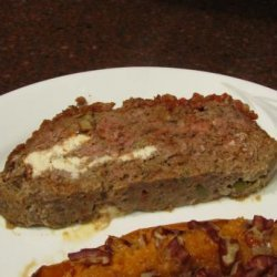 Chili Cheese Meatloaf recipe