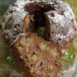 Apple Date Bundt Cake recipe