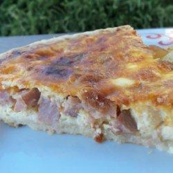Ham and Egg Pie recipe