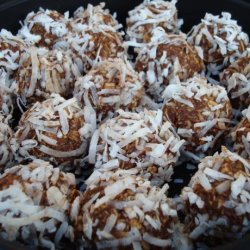 No Cook Cocoa Balls - Chockladbullar recipe