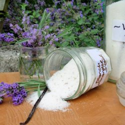 French Lavender and Vanilla Sugar for Elegant Cakes and Bakes recipe