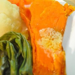 Unknownchef86's Simply Baked Yams or Sweet Potatoes recipe