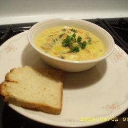 Brazilian Fish & Coconut Milk Stew (Low Carb) recipe