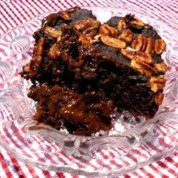Low Fat Chocolate-Fudge Pudding Cake recipe