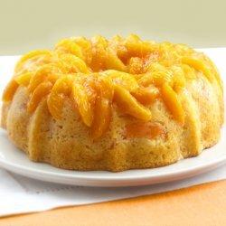 Peach Cake Dessert recipe