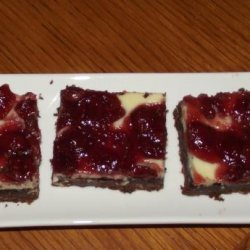 Black Forest Cheesecake Bars recipe