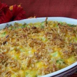#412 Broccoli Casserole recipe