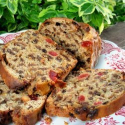 Irish Barm Brack (Fruit Loaf) recipe