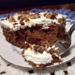 Candy Bar Cake recipe