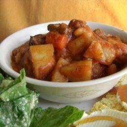 Secret Ingredient  Beef  Stew recipe