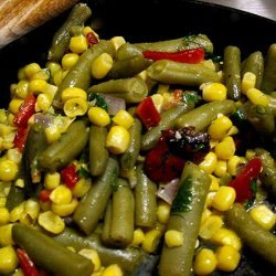 Green Beans and Sweet Corn recipe