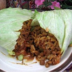 Easy Lentil Tacos recipe