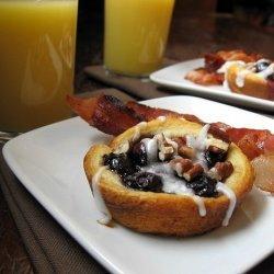 Berry Breakfast Rolls recipe