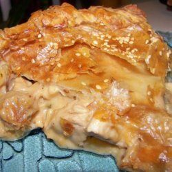 Country Chicken Pies recipe