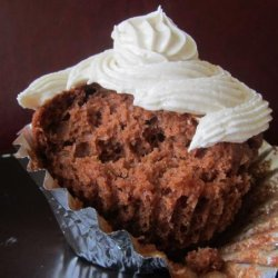 Bacon Surprise Cupcakes With Maple Frosting recipe