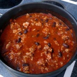Dad's Homemade Chili recipe