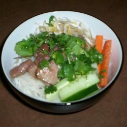 Bun Thit Nuong (Grilled Pork and Vermicelli Salad) recipe