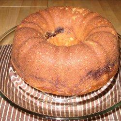 Whole Wheat Sour Cream Coffee Cake recipe