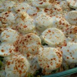 Egg and Broccoli Casserole recipe