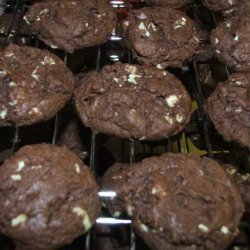 Chocolate Andes Mint Cookies recipe