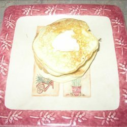 Grandma Caddell's Hot Cakes recipe