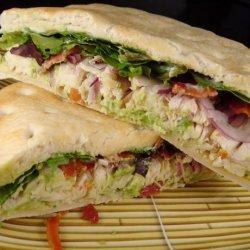 Avocado BLT Sandwiches recipe