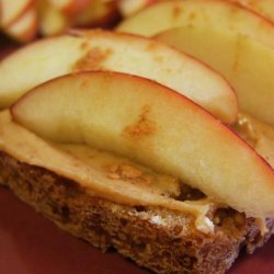 Apple and Peanut Butter Sandwich recipe