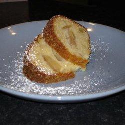 Lisa's Apple Cake recipe