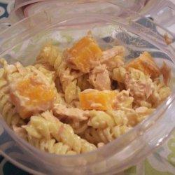 Nif's Tuna Casserole to Go recipe