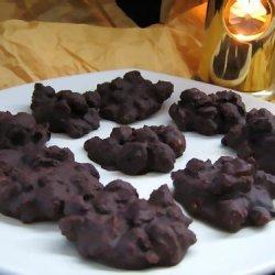 Chocolate Almond Nut Jobs recipe