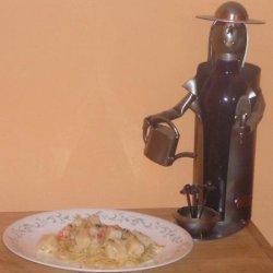 Seafood Casserole for 2 recipe