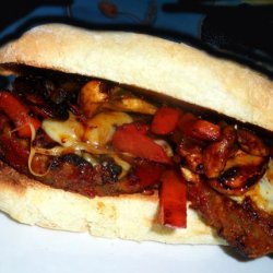 The Revisitation of the Meatloaf  (Hot Sub Sandwich) recipe