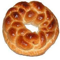 Romanian Cozonac  or Colac - a Christmas Bread recipe