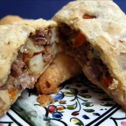 Lamb Empanadas recipe