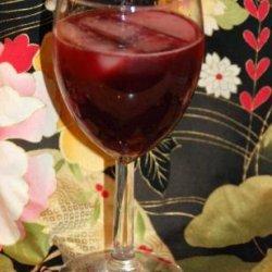 Red Wine Cooler recipe