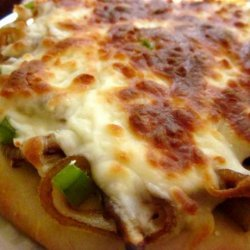 Caramelized Onion Pizza recipe