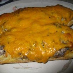 Easy Cheeseburger Bread recipe