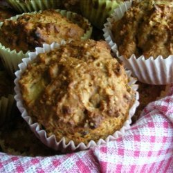 Apple Date Muffins recipe