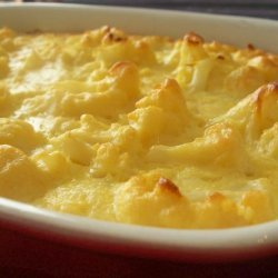 Cauliflower Souffle Bake recipe