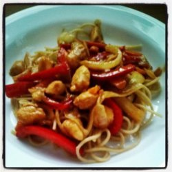 Thai Style Stir Fry recipe