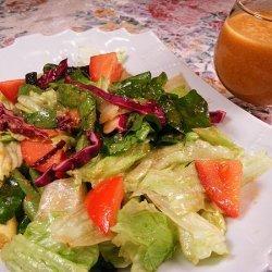 Japanese Ginger Salad recipe