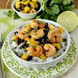 Shrimp 'n' Black Bean Chili recipe
