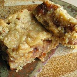 Apple Butter Harvest Bars recipe