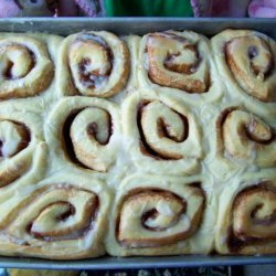 Cinnamon Buns from Heaven recipe